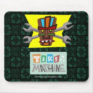 Tiki Machine MousePad