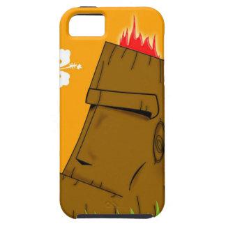 Tiki man iPhone 5 cover