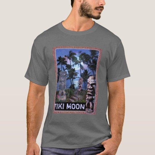 Tiki Moon T-Shirt