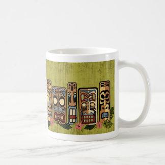 Tiki Party Mug