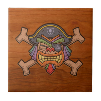 Tiki Pirate 813 Tile