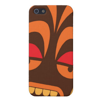 TIKI SCREAM! have a FREAKY Halloween! Case For The iPhone 5