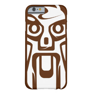 Tiki Style Cell Phone Case Barely There iPhone 6 Case