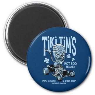 Tiki Tim s Refrigerator Magnets