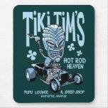 Tiki Tim's Mouse Pad