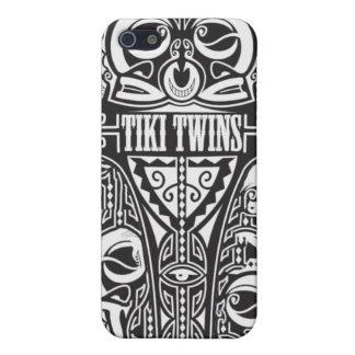 Tiki Twins - ITiki iPhone 5 Cover
