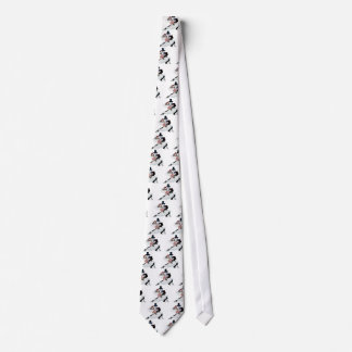 'Til Death Do Us Part - Day of the Dead wedding Tie