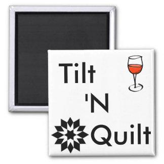 Til 'N Quilt Magnet