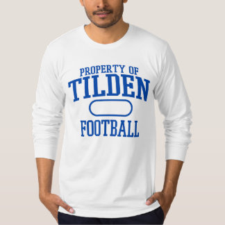 Tilden Football T-Shirt