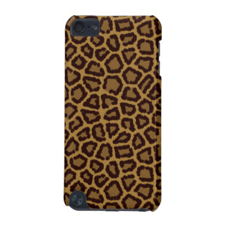 Tile background with a leopard fur iPod touch 5G cover