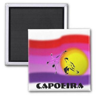 tile capoeira mma martial arts abada ginga axe cdo square magnet