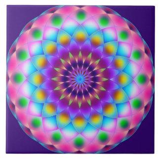 Tile Mandala