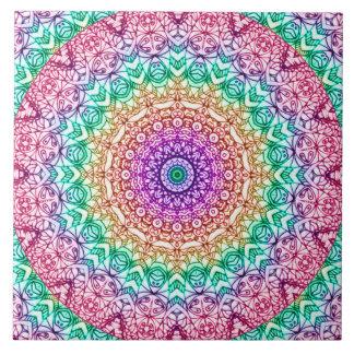 Tile Mandala Mehndi Style G379