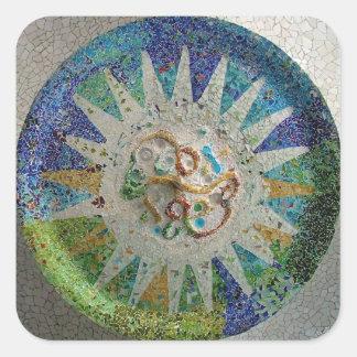 Tile Square Sticker