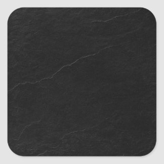 tile-sticker-black-slate-squares square sticker