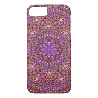 Tile Style Kaleidoscope iPhone Cases