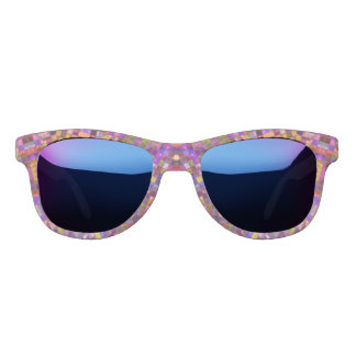 Tile Style Pattern   Sunglasses