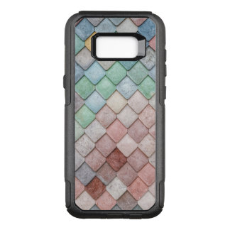 Tile Texture Pattern OtterBox Commuter Samsung Galaxy S8+ Case