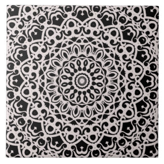 Tile Tribal Mandala G385