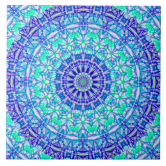 Tile Tribal Mandala G389