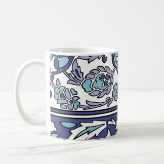 Tile White 325 ml  Classic White Mug