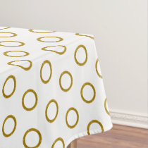 Tiled Boat Port Hole Cotton Table Cloth