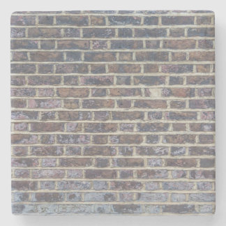 Tiled Brick Wall Urban Texture Pattern Stone Coaster