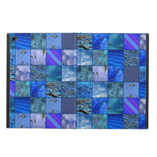 Tiled Mosaic in Blues Photography & Design Pattern Powis iPad Air 2 Case