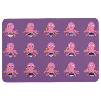 Tiled Non-Slip Foam Mat Octopus For A Preemie US