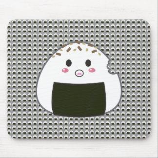 Tiled Onigiri Mouse Pad