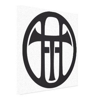 Tilen Hrovatic logo Gallery Wrap Canvas