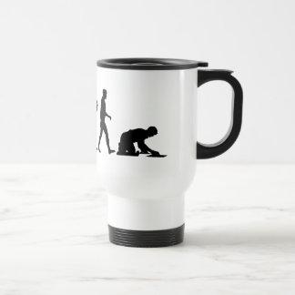 Tilers tradesman builders and decorators gear coffee mugs