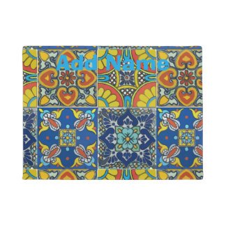 Tiles Abstract Doormat