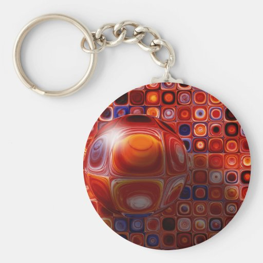 Tiles and Bubble-ations Keychains