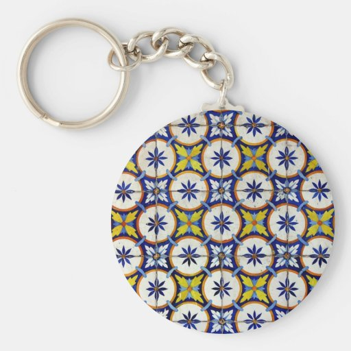 Tiles Keychain