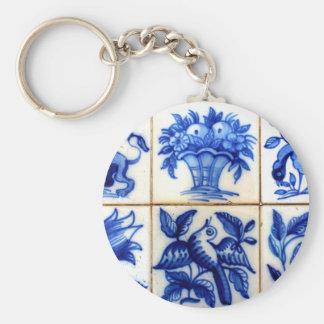 Tiles Key Ring