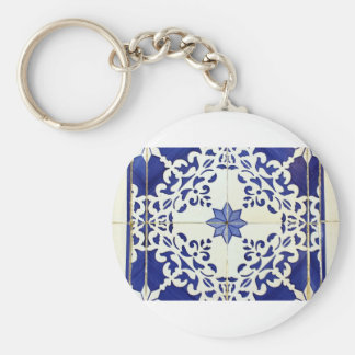 Tiles Key Chain