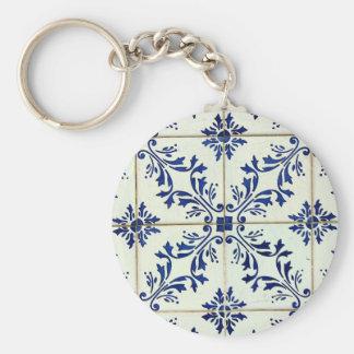 Tiles Key Chains