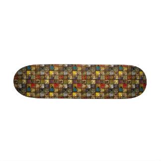 Tiles of Fun ~ Skateboard