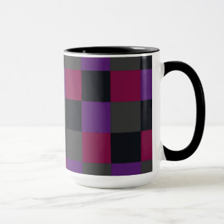 Tiles Pattern mug - choose style, color