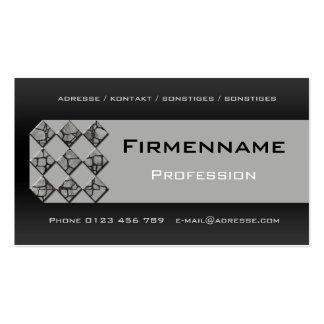 Tiles tiles pack of standard business cards