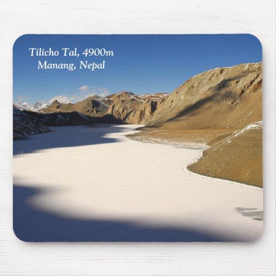 Tilicho Tal Mouse Mat