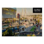 Tilikum Crossing Poster