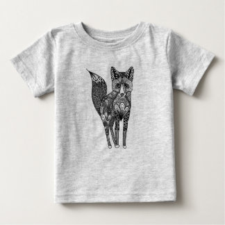 Tilki the Fox Baby T-Shirt
