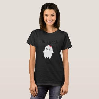 Till Death Do Us Part Ghost Couple Shirt
