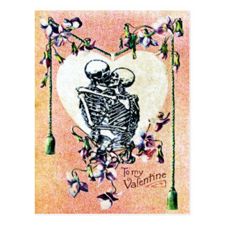 Till Death Postcard