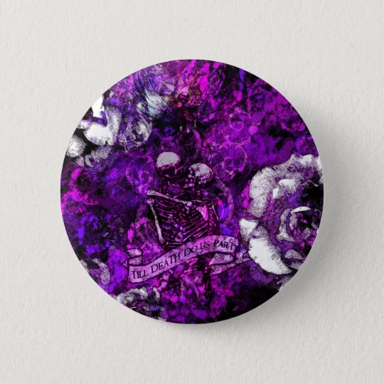 Till Death Purple Button