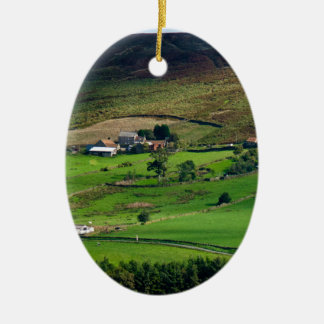 Till the cows come home christmas ornament