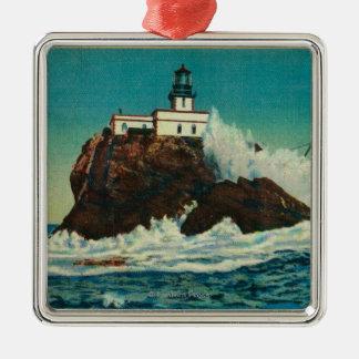 Tillimook LighthouseTillimook, OR Christmas Ornament