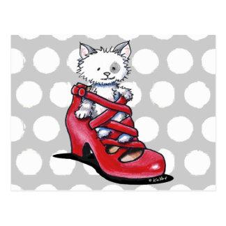 Tilly Kitten Postcard